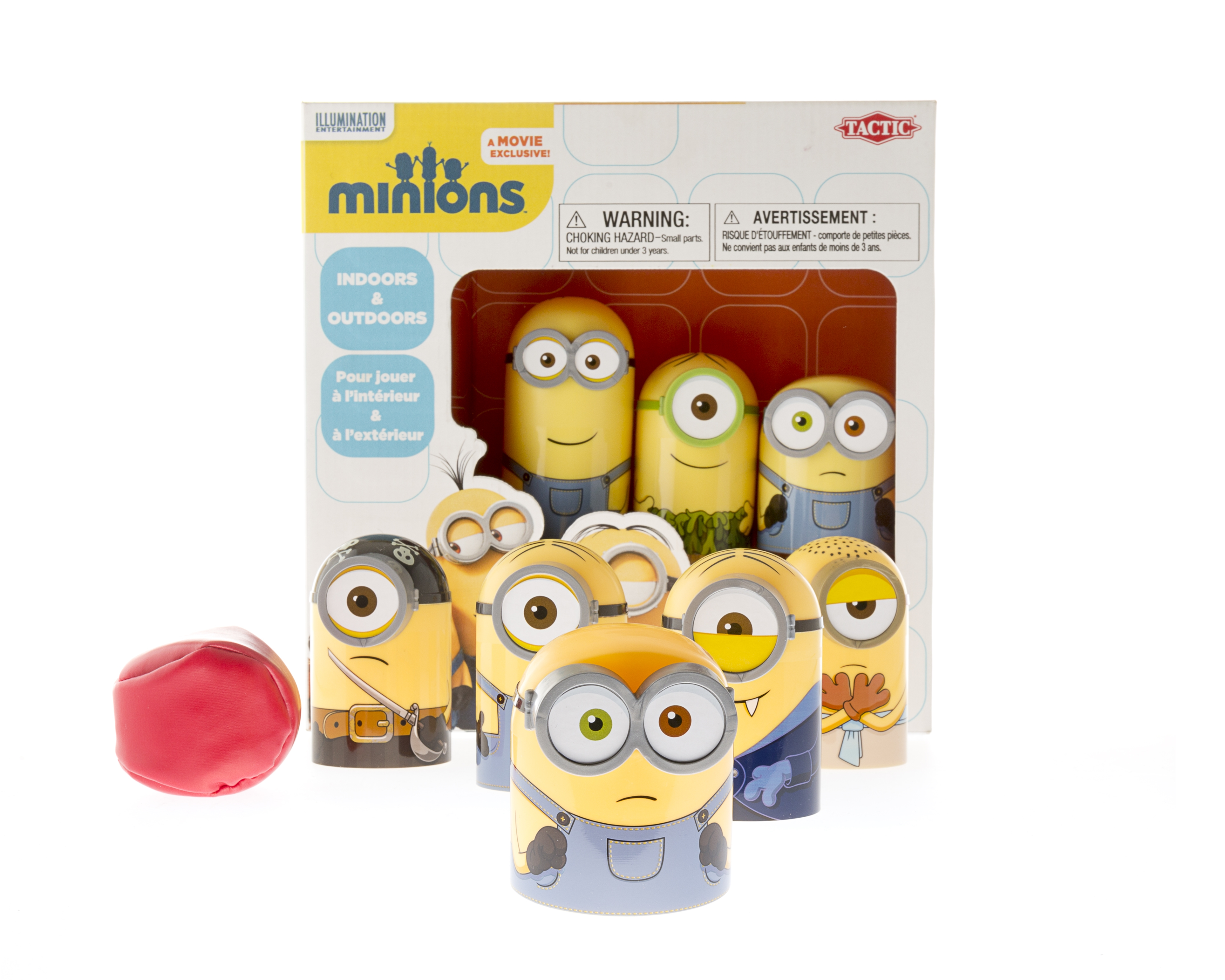Minions: Hit Them Out