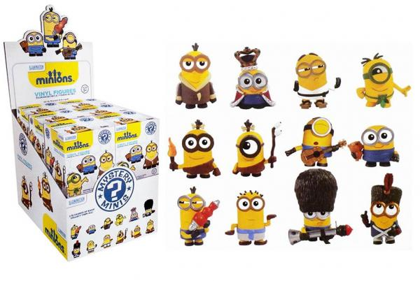 Mystery Minis: Minions