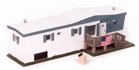 Miniature Building Authority: 28mm Modern: Mobile Home