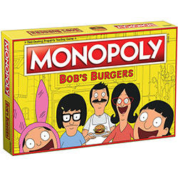 Monopoly: Bobs Burgers