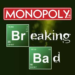 Monopoly: Breaking Bad