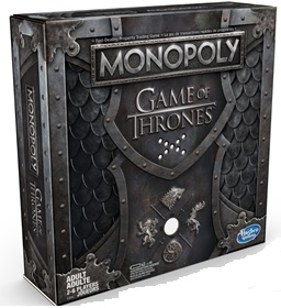 Monopoly: Game Of Thrones (Hasbro Edition)