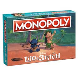 Monopoly: Lilo and Stitch