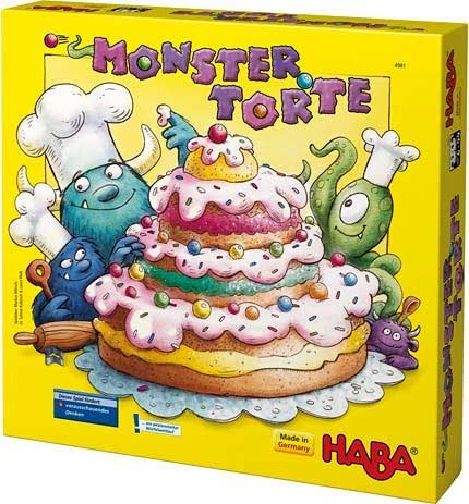 Monster Bake (Torte)