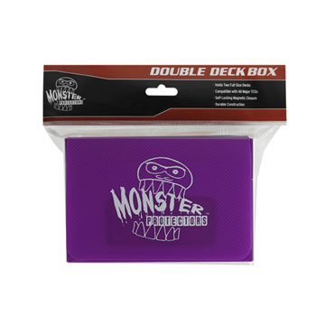 Monster Protectors: Double Deck Box: Purple