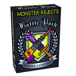 Monster Rejects Battle Pack