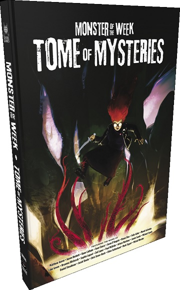 Monster of the Week- Tome of Mysteries