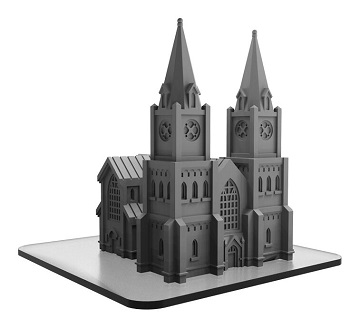 Monsterpocalypse: The Cathedral