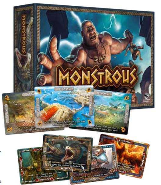 Monstrous [SALE]