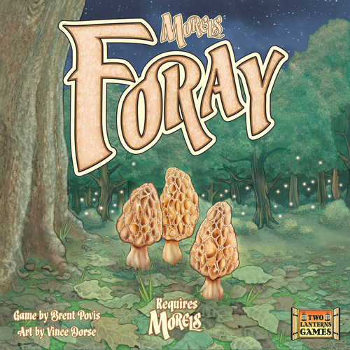 Morels: Foray
