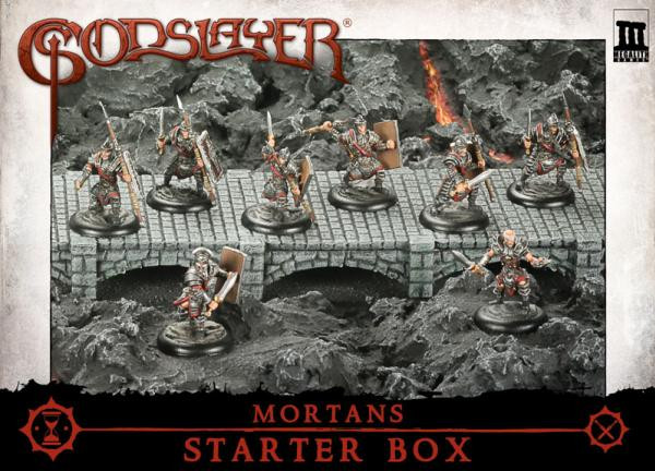 Godslayer: Mortans Starter Box