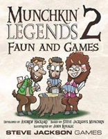 Munchkin Legends Launch Kit 2 [SALE]