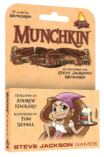 Munchkin The Red Dragon Inn