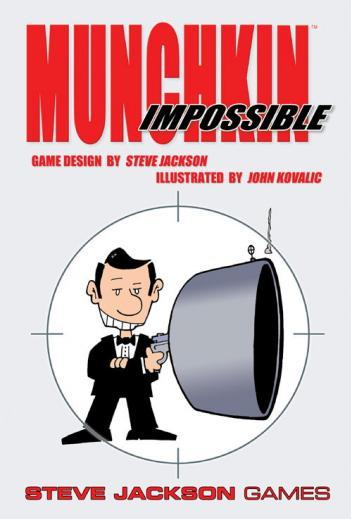 Munchkin Impossible [Damaged]