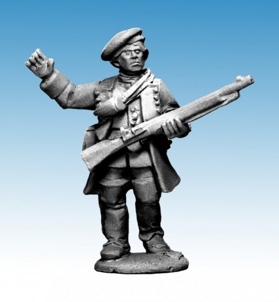 Muskets and Tomahawks: British Ranger Officer