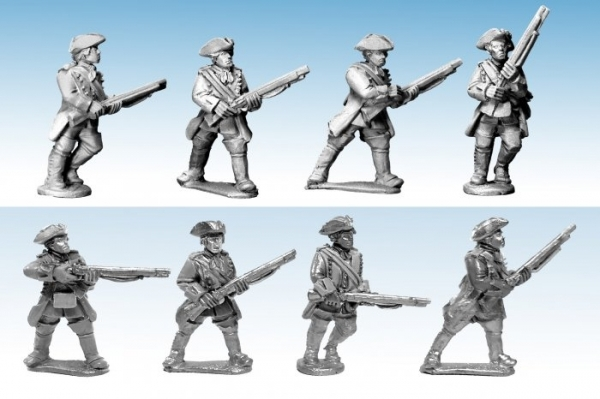 Muskets and Tomahawks: British Regular Infantry