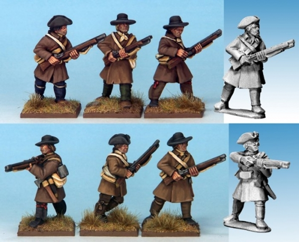 Muskets and Tomahawks: British Regulars in Campaign Dress