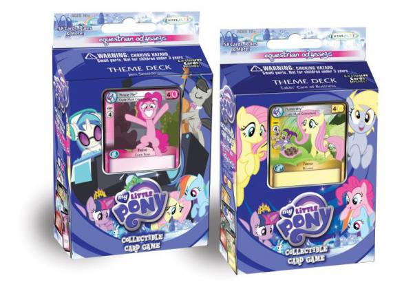 My Little Pony Equestrian Odysseys: Theme Deck: Takin Care of Business