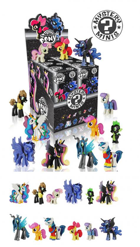 Mystery Minis: My Little Pony Series 3