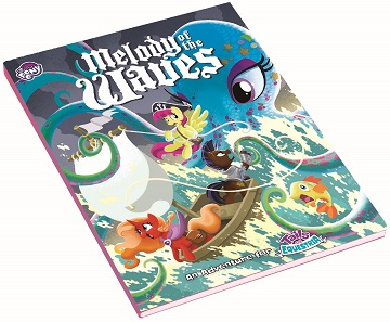 My Little Pony Tails of Equestria: Melody of the Waves