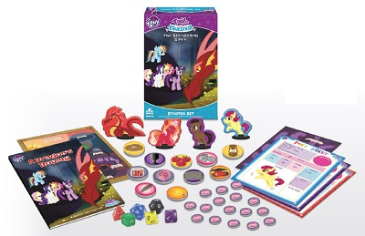 My Little Pony Tails of Equestria: Starter Set