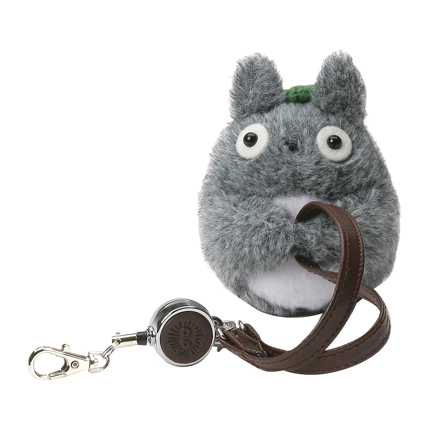 My Neighbor Totoro: TOTORO KEY HOLDER 3IN PLUSH