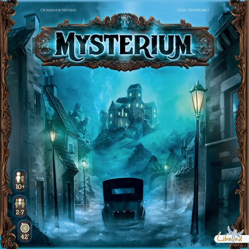 Mysterium [Damaged]