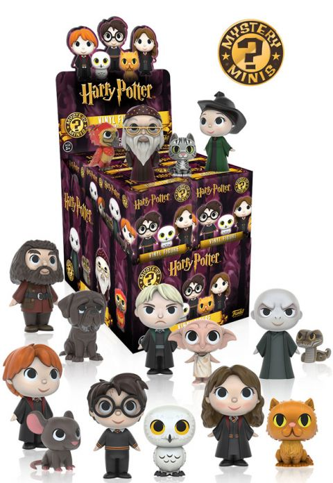 Mystery Minis: Harry Potter Series #1 (Blind Box)