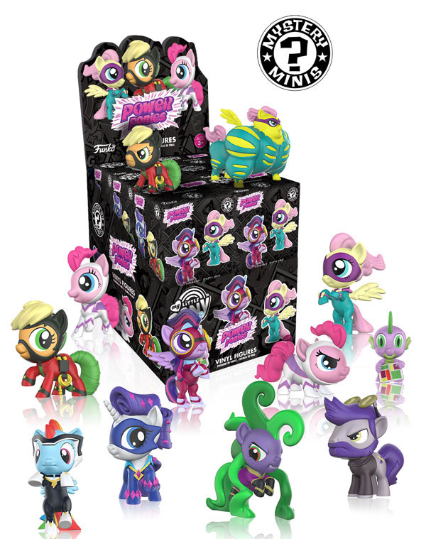 Mystery Minis: My Little Pony Series 4