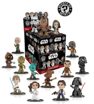 Mystery Minis: STAR WARS CLASSIC