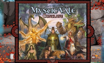 Mystic Vale: CONCLAVE COLLECTOR BOX [Damaged]