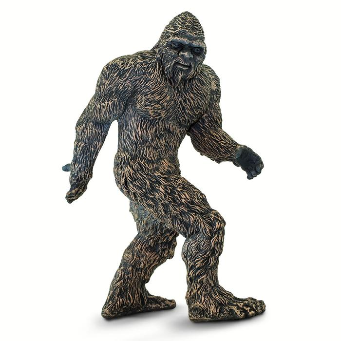 Mythical Realms: Bigfoot