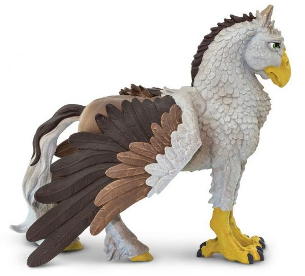 Mythical Realms: Hippogryph
