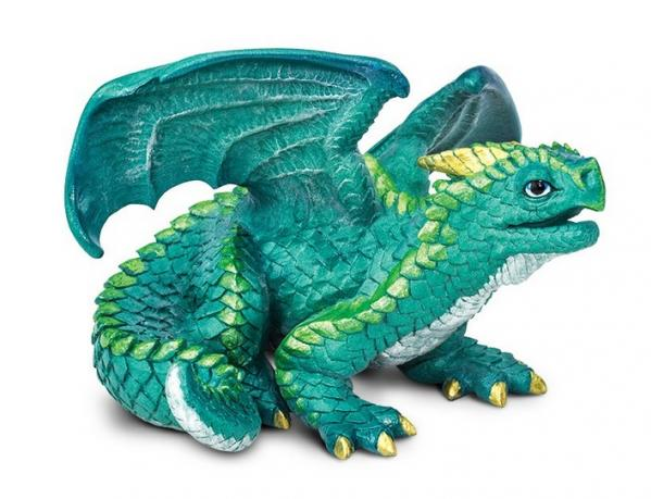 Mythical Realms: Juvenile Dragon