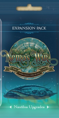 NEMOS WAR NAUTILUS UPGRADES EXPANSION PACK