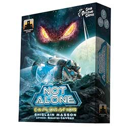 NOT ALONE- Exploration Expansion