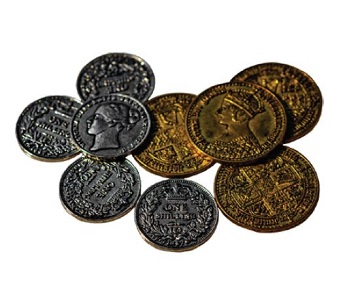 Nanty Narking: Victorian Metal Coins