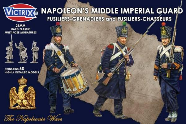 Victrix 28mm: Napoleons Middle Imperial Guard