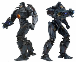 "Neca: 18"" Pacific Rim Gypsy Danger with Cannon Arm"