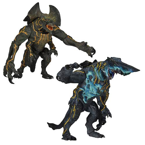 "Neca: Pacific Rim 7"" Series 3: Trespasser"
