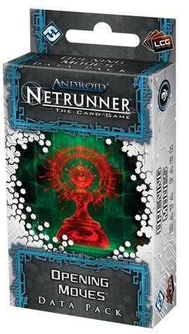 Android: Netrunner: Opening Moves [SALE]