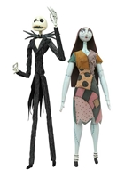 Nightmare Before Christmas- JACK & SALLY 16 SET