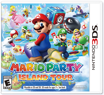 Nintendo 3DS: Mario Party Island Tour