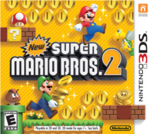 Nintendo 3DS: New Super Mario Bros 2