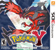 Nintendo 3DS: Pokemon Y