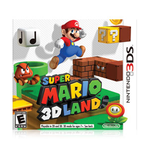 Nintendo 3DS: Super Mario 3D Land