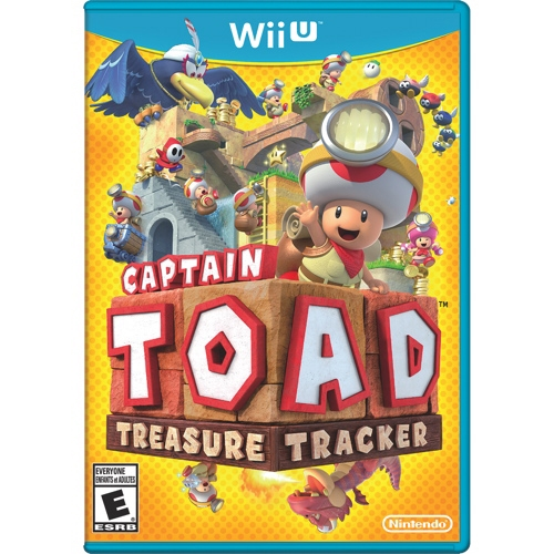 Nintendo WiiU: Captain Toad Treasure Tracker