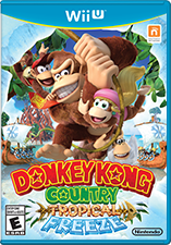 Nintendo WiiU: Donkey Kong Country- Tropical Freeze
