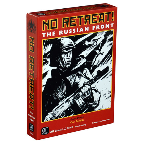 No Retreat! The Russian Front - Deluxe Edition [Damaged]