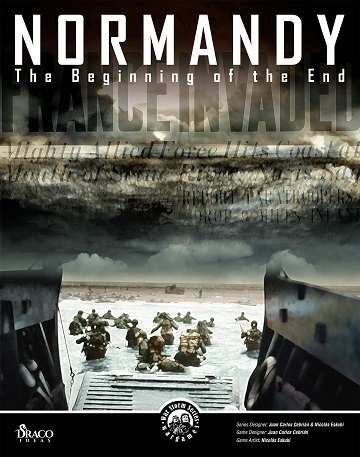 Normandy: The Beginning of the End [DAMAGED]
